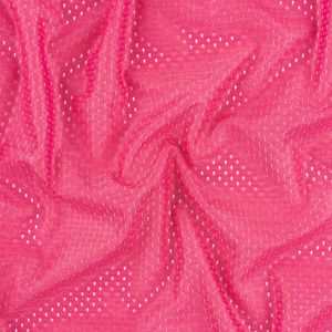 Heracles Ibis Rose Polyester Athletic Mesh