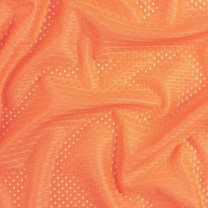 Heracles Peach Polyester Athletic Mesh