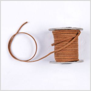 Rust Suede Cord