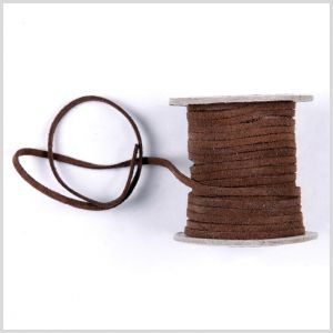 Coffee Suede Cord
