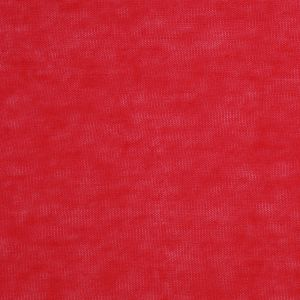 Tango Red Solid Rayon-Cotton Jersey