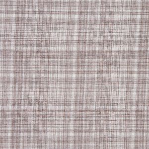 Famous NYC Designer Taupe and White Lightweight Double Cloth Wool
