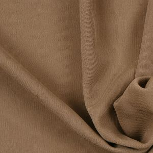 Light Taupe Solid Silk Knit
