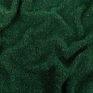 Forest Green Faux-Wool Acrylic Knit