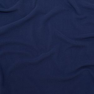 Gray Blue Double-Sided Polyester Fleece