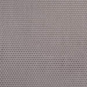Taupe Dotted Cut Velvet