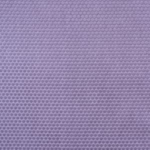 Iced Lilac Dotted Cut Velvet