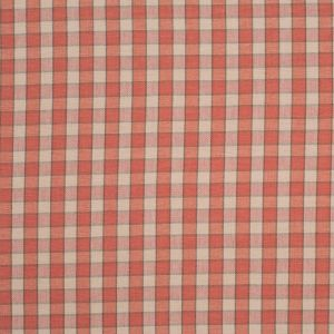 Beige, Ginger and Olive Checked Handwoven Cotton