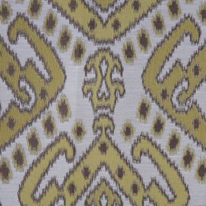 Gold Damask Polyester Woven