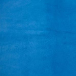 Small Blue Aster Lamb Suede