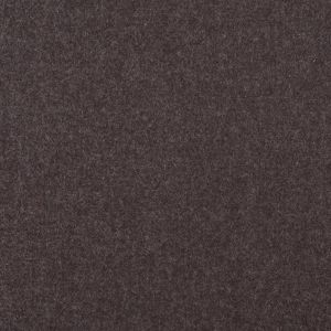 Dusty Brown/Black 2 Faced Wool Double Cloth