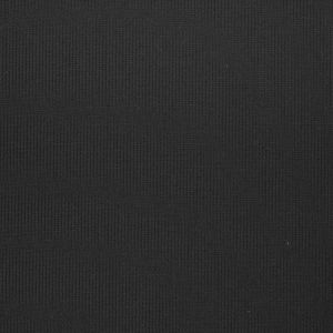 Black Double Faced Brushed Wool Suiting