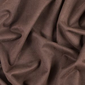 Coffee UV Protective Stretch Ultra Suede