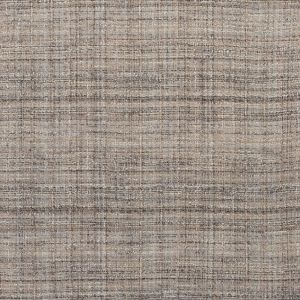 Brown/Ivory Creped and Blended Loosely Woven Tweed