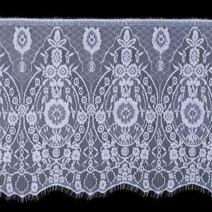 White French Lace Trimming - 14