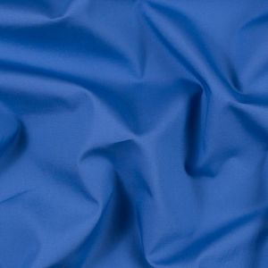 French Blue 100% Pima Cotton Broadcloth
