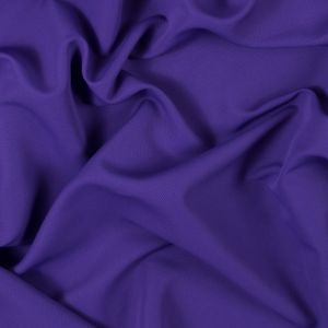 Violet Polyester and Bamboo Wicking Fabric