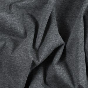 Rag & Bone Heathered Gray Jersey Fused to a Black Lining