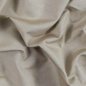 Oyster Gray Cotton and Rayon Moire