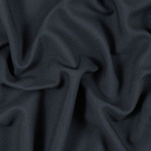 Total Eclipse Brushed Wool Twill with Woven Backing
