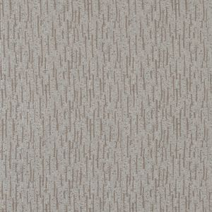 Simply Taupe and Light Gray Polyester Jacquard