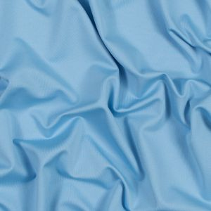 Light Blue Antibacterial and Wicking Polyester Jersey