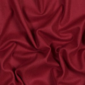Italian Red Cashmere Coating