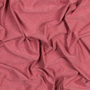 Warm Red Heathered Wicking and Anti-Microbial Performance Jersey