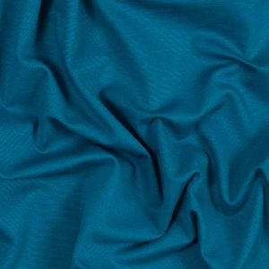 Oceanic Blue Stretch Double Knit