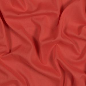Theory Orange Punch Blended Viscose Lawn