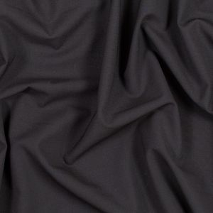 Brown Stretch Wool Suiting