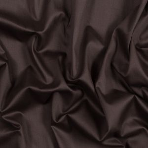 Theory Muted Brown Light Weight Cotton Sateen