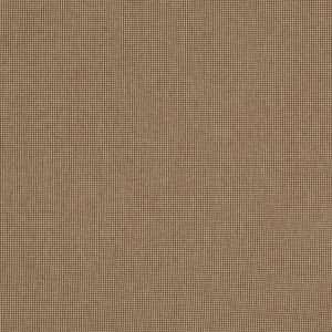 Italian Beige Houndstooth Virgin Wool Coating with Dusty Rose Backing