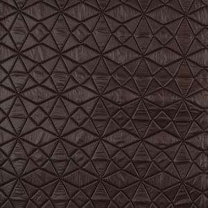 Chicory Coffee and Black Reversible Quilted Coating