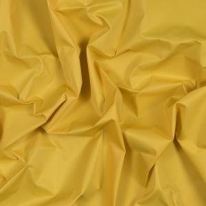 Sunshine Yellow Water-Resistant Polyester Twill