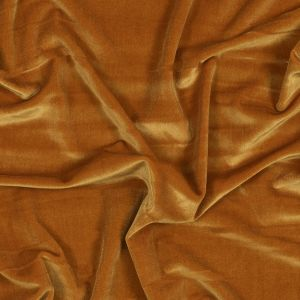 Honor Gold Stretch Velour