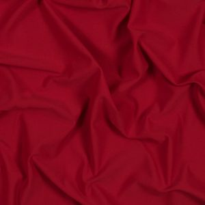 Red Antibacterial and Wicking Polyester Jersey