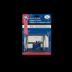 Maxant Rectangular Buckle Cover Kit with Tong - 2