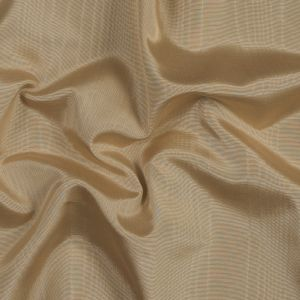 Victorian Gold Polyester Moire Bengaline