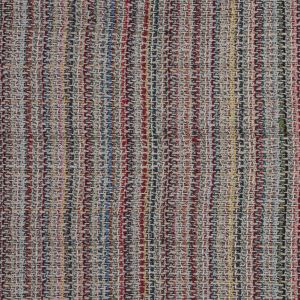 Orange and White Loosely Woven Wool Tweed