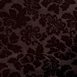 Winetasting Floral Laminated Stretch Polyester Woven