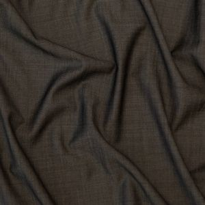 Theory Gray Virgin Wool Suiting with Dobby Weave