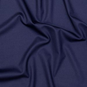 Theory Bright Navy Stretch Wool Suiting
