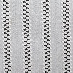 White Polyester Lace with Finished Edges