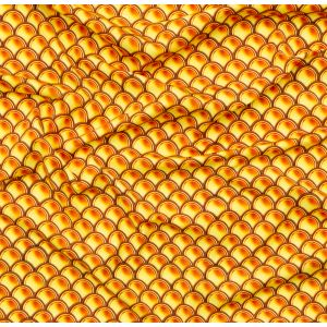 Gold Coins UV Protective Compression Tricot with Aloe Vera Microcapsules