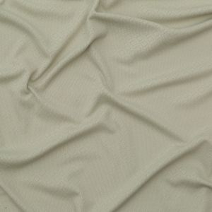 Bog Green Stretch Polyester Knit with Diamond Perforations