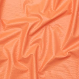 Italian Creamsicle Vinyl backed with Athletic Mesh