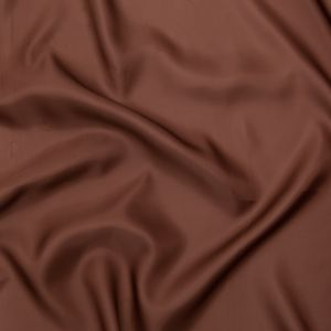 Theory Classic Brown Rayon Twill Lining