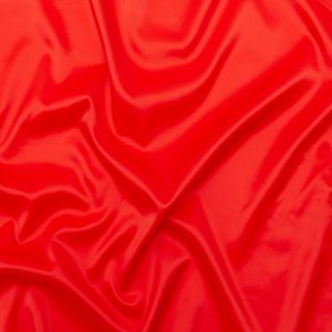 Theory Bright Tomato Stretch Polyester Lining