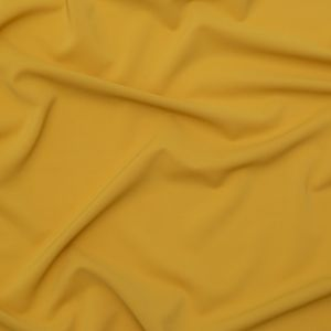 Theory Yellow Gold Stretch Polyester Crepe